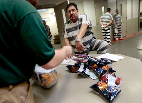 Benton County Jail Commissary