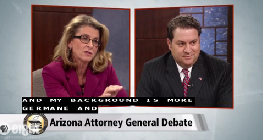 Arizona Attorney General Debate